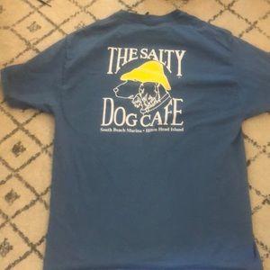 The Salty Dog Cafe Tee Shirt